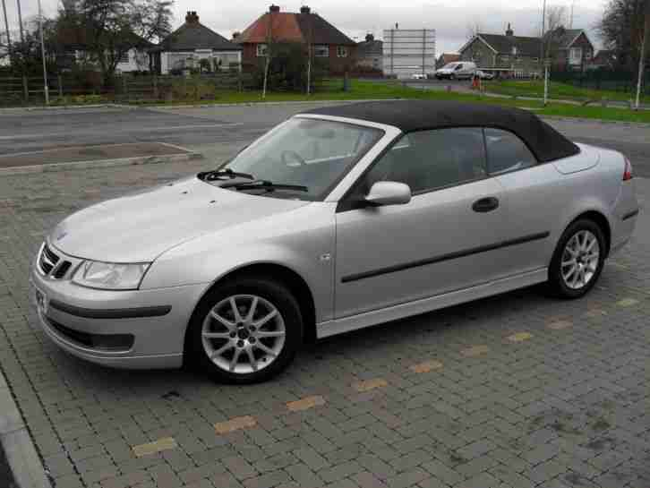Saab 93 linear convertible
