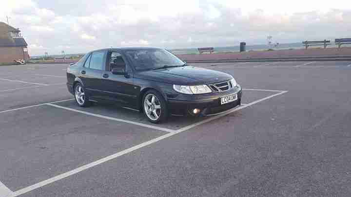 Saab 95 2.3 turbo aero hot..tuned by noobtune 300bhp 20.5psi spares repair