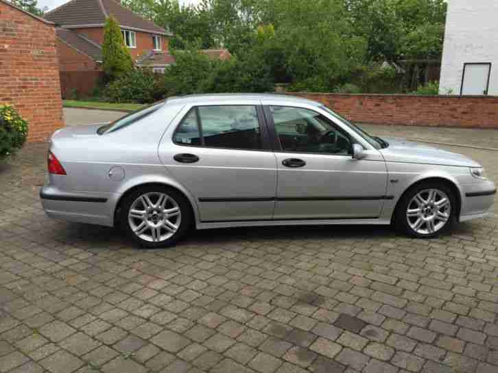 Saab 95 Vector Diesel Auto With Service History Full MOT & Warranty Included!