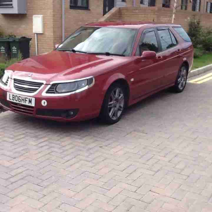 Saab 95 vector 2.3t estate auto