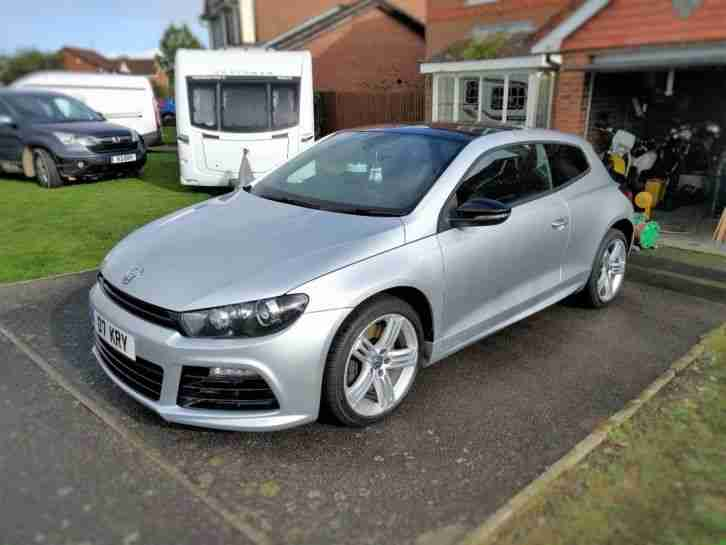 Scirocco R DSG Full VW Service History Full Leather Cambelt Done