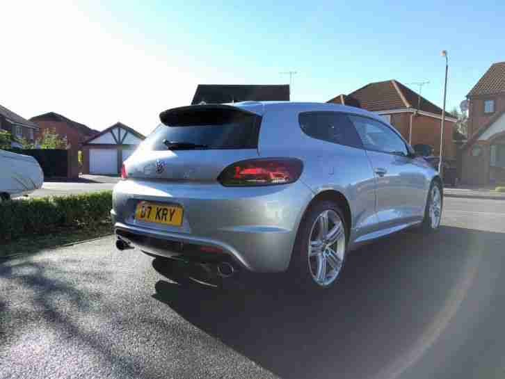 Scirocco R DSG - Full VW Service History - Full Leather - Cambelt Done
