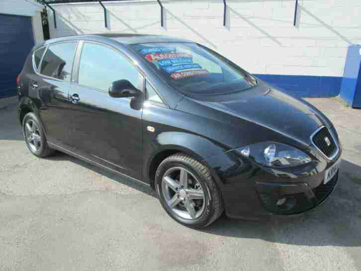 Seat Altea 1.6TDI CR ( 105ps ) DSG 2014 I TECH