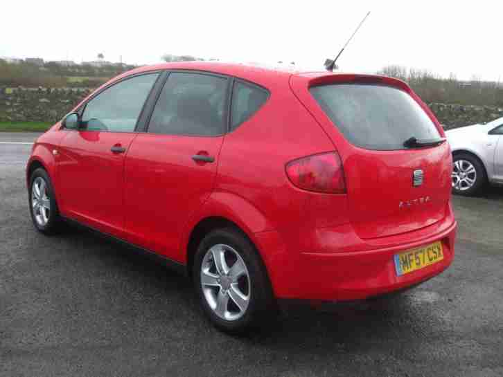 Seat Altea 1.9TDI 2007 Reference