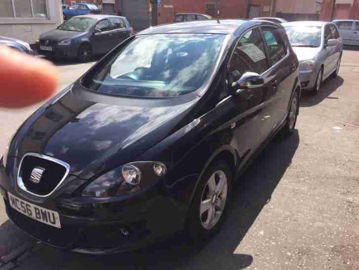 Seat Altea 1.9TDI 2007MY Reference Sport