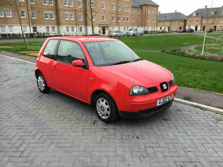 seat arosa 1 0 2002 long mot great first car car for sale. Black Bedroom Furniture Sets. Home Design Ideas