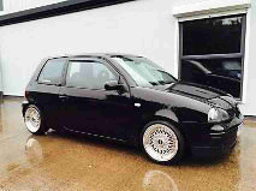 Seat Arosa Lupo 1 4 16v Sport 100bhp Car For Sale