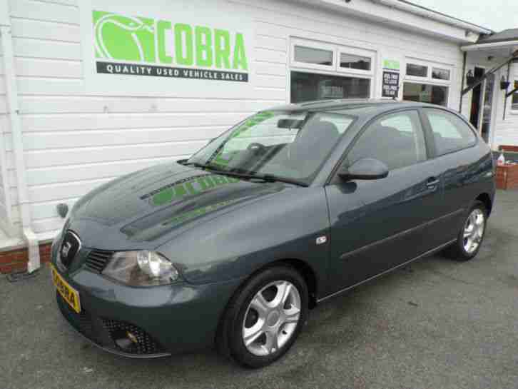 Seat Ibiza 1.2. Seat car from United Kingdom