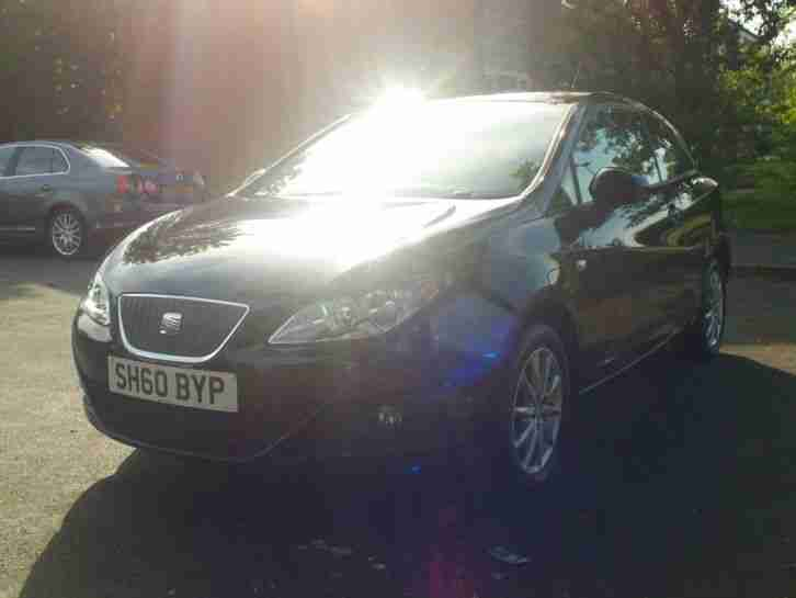 Seat Ibiza 1.2TDI CR 75PS SportCoupe 2010MY SE Ecomotive