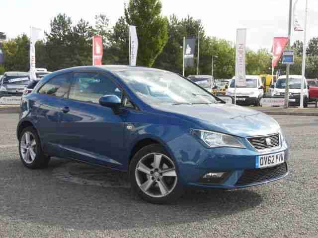 seat ibiza 1 4 16v sportcoupe se car for sale. Black Bedroom Furniture Sets. Home Design Ideas