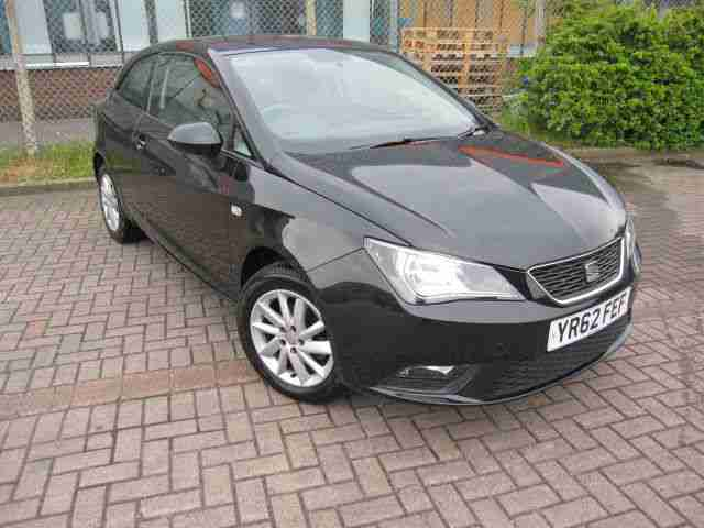 seat ibiza 1 4 16v 85ps sportcoupe se car for sale. Black Bedroom Furniture Sets. Home Design Ideas