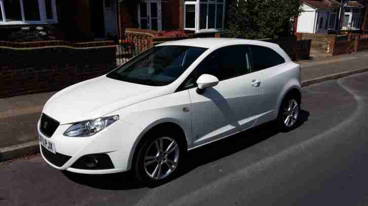 seat ibiza 1 4 16v se copa sportcoupe 3dr car for sale. Black Bedroom Furniture Sets. Home Design Ideas