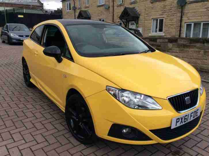 Seat Ibiza 1.4. Seat car from United Kingdom