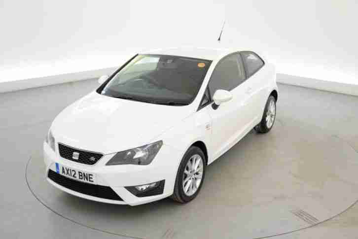 seat ibiza 1 6 tdi cr fr 3dr car for sale. Black Bedroom Furniture Sets. Home Design Ideas