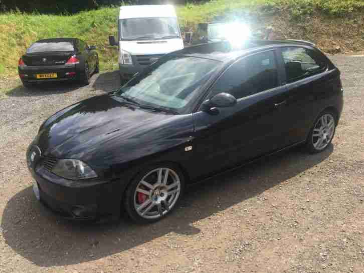seat ibiza 1 9tdi 160 2007 my rare cupra fr tdi px welcome car for sale. Black Bedroom Furniture Sets. Home Design Ideas
