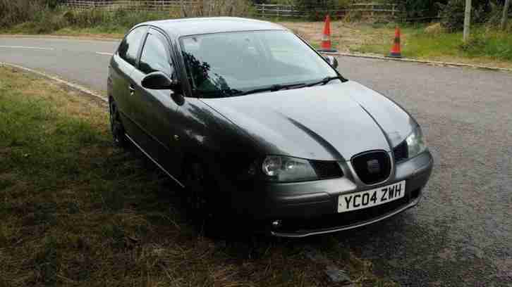 Seat Ibiza 1.9TDi 130 2004MY FR quick little car long mot