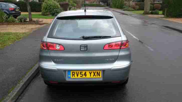 Seat Ibiza, 54 reg, excellent condition, well maintained, low mileage,