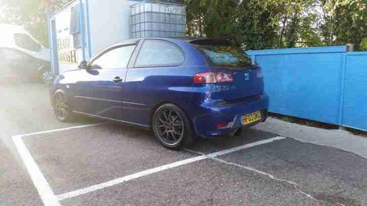 Ibiza Sport Diesel 200HP modified. Not