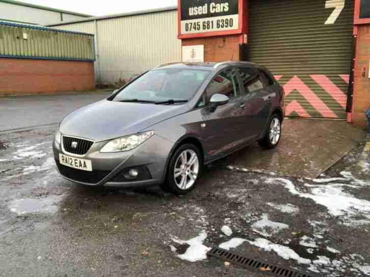 Seat Ibiza estate 1.2 Automatic
