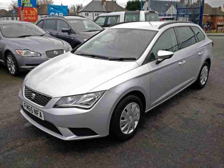 Leon 1.6 TDI S ST (s s) 5dr Call us on