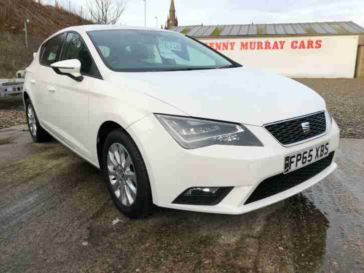 Seat Leon 1.6TDI ( 110ps ) ( s s ) 2016MY SE Tech Pack