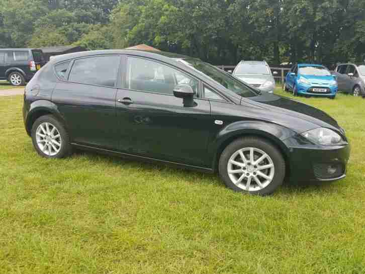 Seat Leon 1.6TDI CR ( 105ps ) 2010MY SE full history cambelt changed