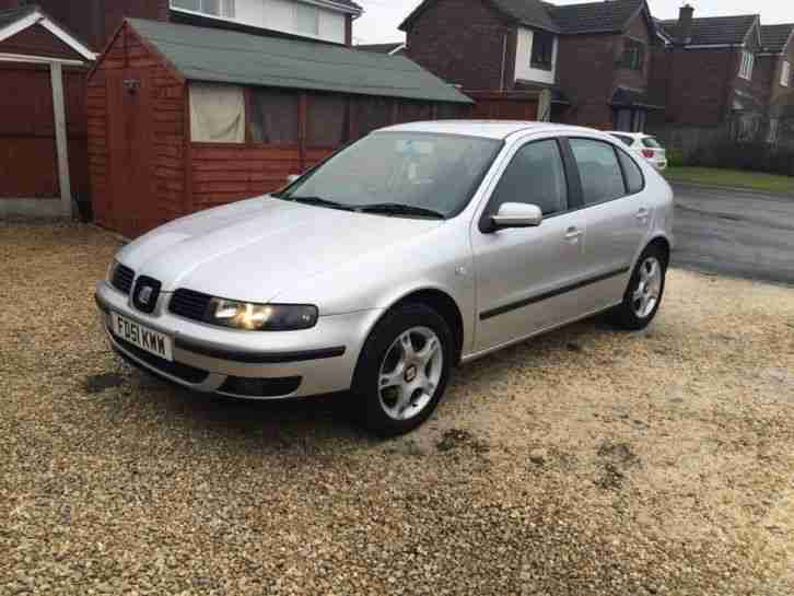 seat leon 1 9 tdi 12 months mot car for sale. Black Bedroom Furniture Sets. Home Design Ideas