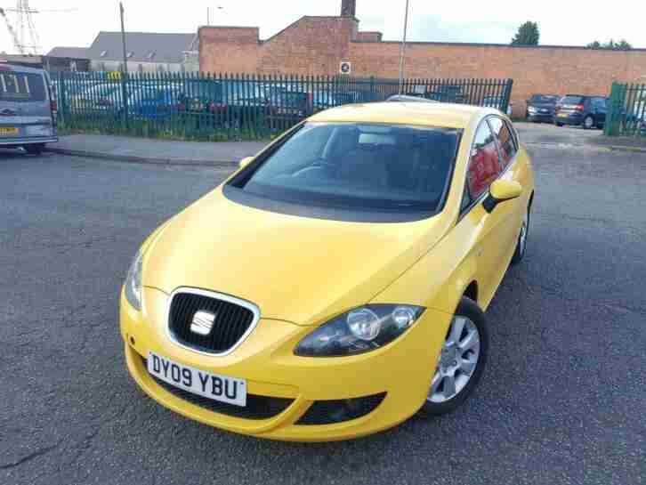 Seat Leon 1.9TDI 2009MY Stylance FREE DELIVERY