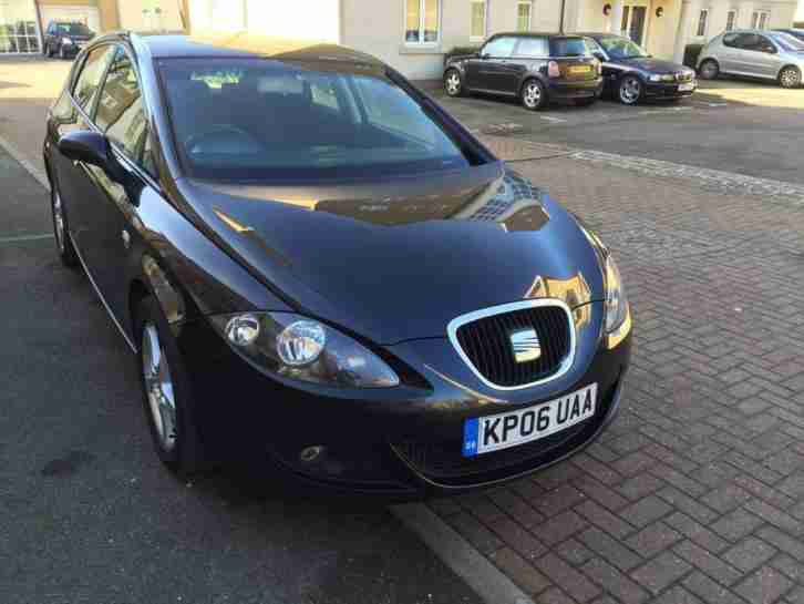 Seat Leon 2.0TDI 2007MY Reference Sport - FULL MOT, 6 SERVICE STAMPS!!