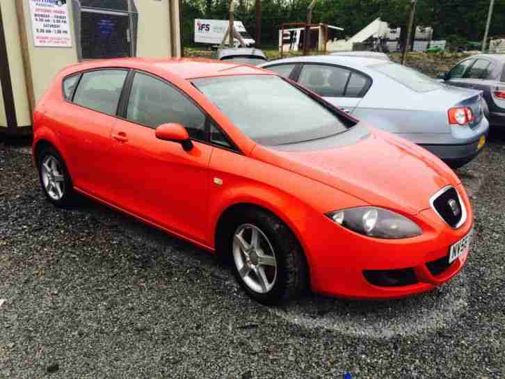 Seat Leon 2.0TDI 2007MY Reference Sport diesel