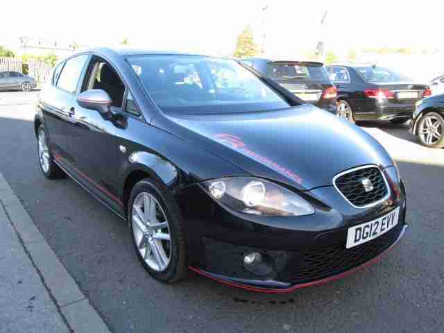 seat leon 2 0tdi cr 140ps 2012my fr same engine as a golf gtd 170. Black Bedroom Furniture Sets. Home Design Ideas