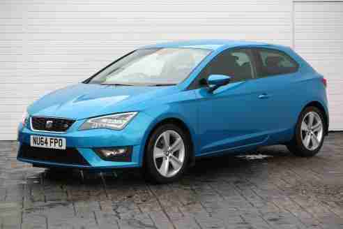Seat Leon FR 2.0 TDI TECHNOLOGY PACK, 184 BHP NEW MODEL