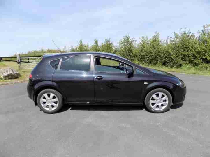 seat leon stylance 1 9 tdi 140 5dr 2008 car for sale. Black Bedroom Furniture Sets. Home Design Ideas