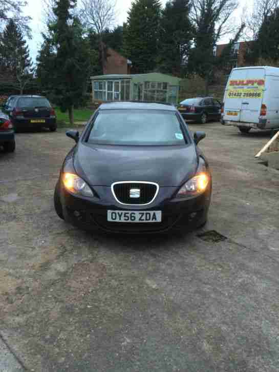 Seat Leon Stylance 2.0 TDI (140 bhp) FSSH For Sale not fr golf