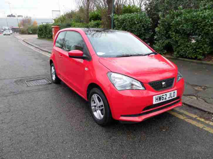 Seat Mii 1.0 12v ( 60ps ) 2013MY SE