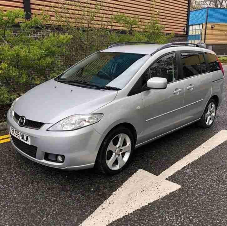 Silver 5 Sport 7 Seater, Low Mileage,