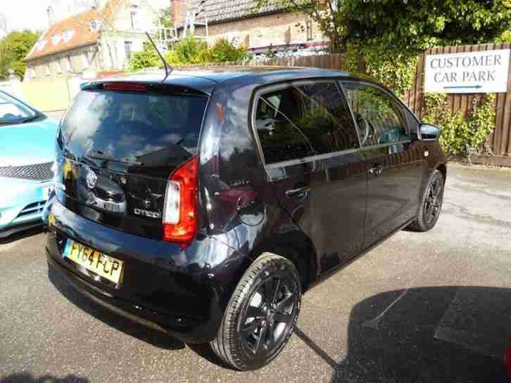 Skoda Citigo 1.0 Black Edition Hatchback