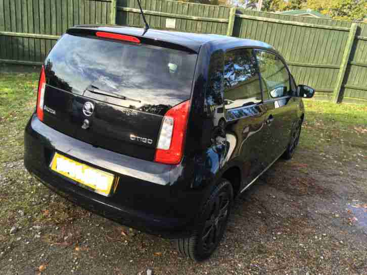Skoda Citigo Black Edition 1.0mpi 2016 - 12month tax and intial service done