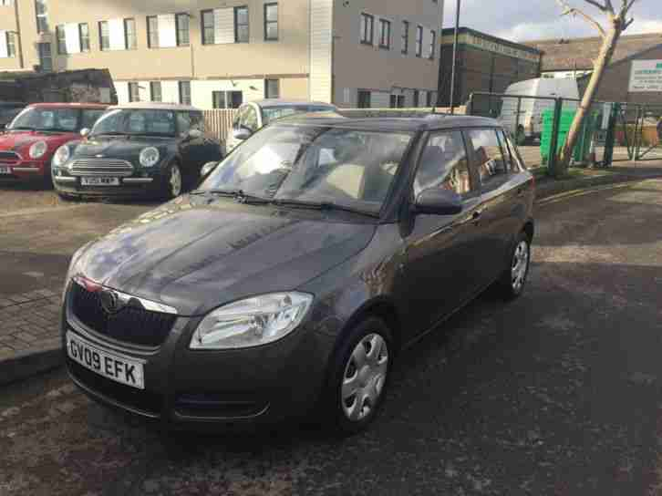 skoda fabia 1 2 htp 6v 60bhp 1 car for sale. Black Bedroom Furniture Sets. Home Design Ideas
