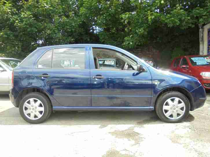skoda fabia 1 9 sdi classic 49k 1owner main dealer hist 12mot car for sale. Black Bedroom Furniture Sets. Home Design Ideas