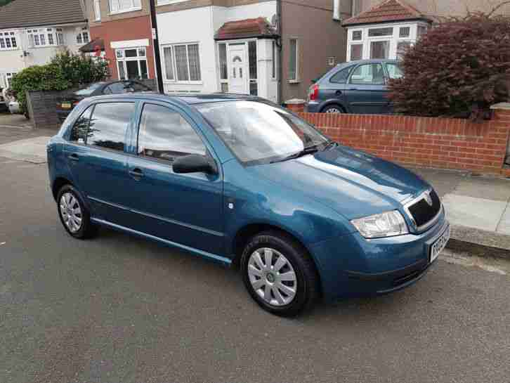Fabia (2003) 1.4L 5dr (Auto) FSH only