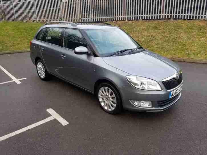Fabia Elegance 1,6 TDI 2013 estate