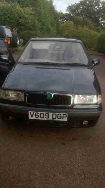 Skoda Felicia 1.3 MPi, One Low Milage Family Owned car