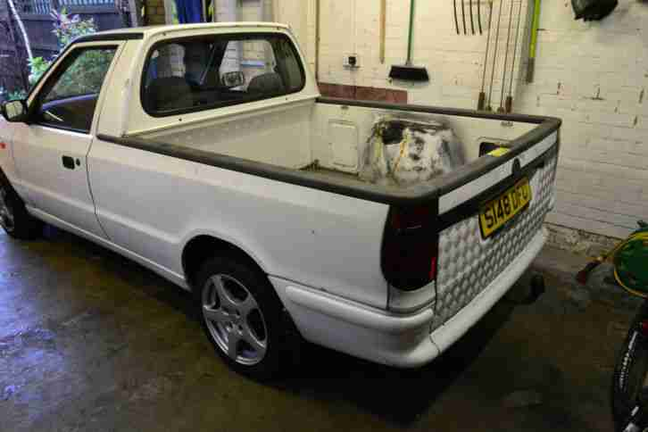 Skoda Felicia Pick Up 1 9d Spares Or Repairs Car For Sale