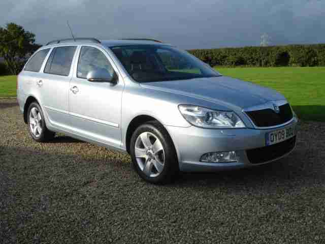 Octavia 1.9TDI Elegance ESTATE One