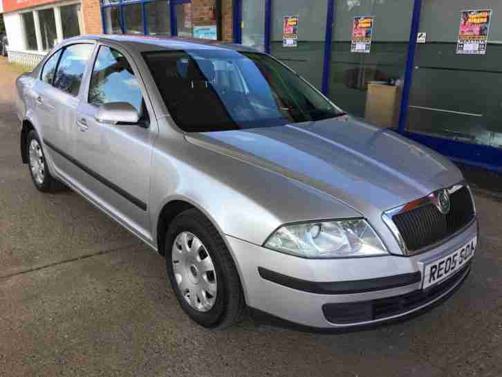 Skoda Octavia 1.9TDI PD Ambiente CAMBELT CHANGED:119K 9SERVICE STAMPS UP TO 117K