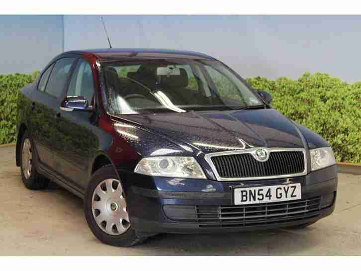 Skoda Octavia 1.9TDi. Skoda car from United Kingdom