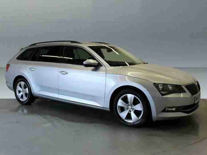 Skoda Superb 1.6 TDI CR SE Business 5dr