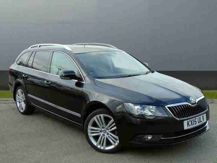 Superb 2.0 TDI CR 140 Elegance 5dr