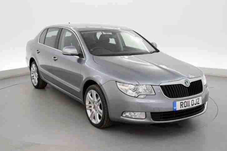 Skoda Superb 2.0 TDI CR 170 Elegance 5dr- NAV - LEATHER - BLUETOOTH - XENONS